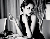Цигарата е свитък, на който от едната страна стои огънчето, а от другата – глупакът