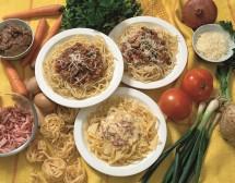 6 рецепти за класически италиански сосове за паста