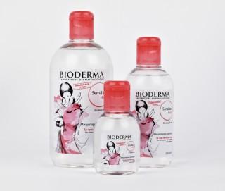 Bioderma - Micellar Water Sensibio H2O - Packshot_02b