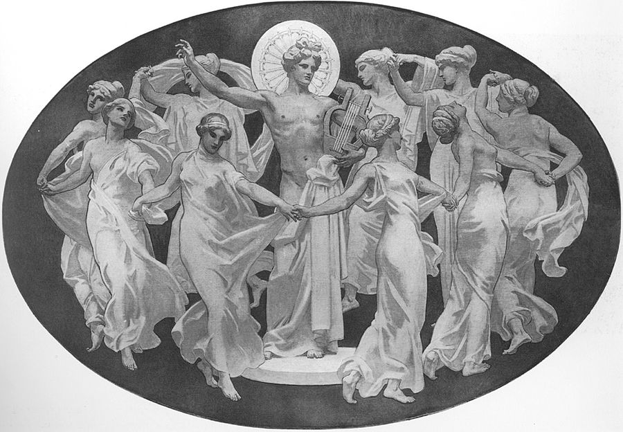Sargent-Apollo-and-the-Muses