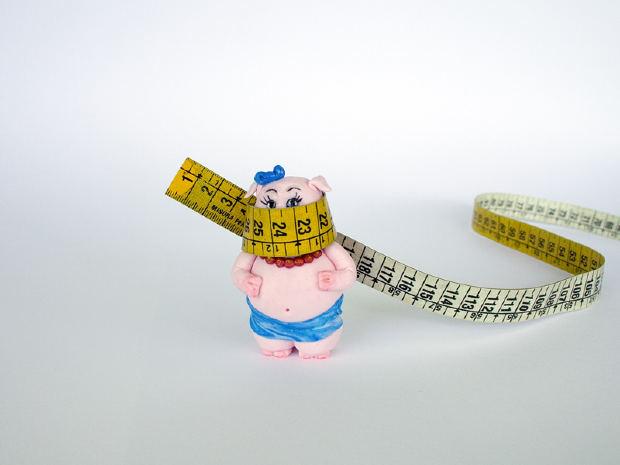 Проблемът с диетите и други истории