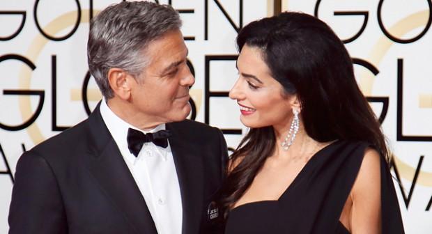 Джордж Клуни със Златен глобус