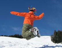 Живият скиор е най-добрият скиор!