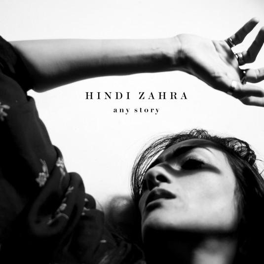 Hindi Zahra - cover single Any Story