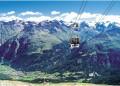 Тиролските Алпи в края на зимата