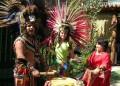 В земите на маите и ацтеките