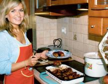 В кухнята на Мадлен Алгафари