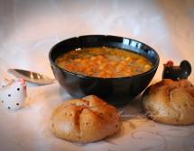 Супа от лапад и коприва. От Русиана Михайлова