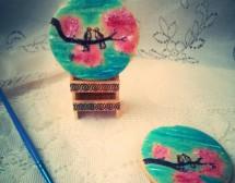 Пролетни бисквитки. От Деница Атанасова