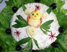 Апетитка с извара и майонеза. От Русиана Михайлова