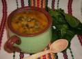 Спаначена супа с ориз. От Ирина Андреева