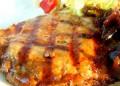 Телешки стек с карамелизиран лук