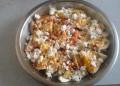 Лесна яйчена салата