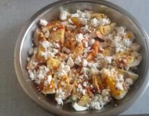 Лесна яйчена салата. От Мария Паунова