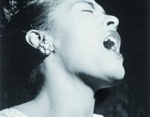 Лейди пее блус