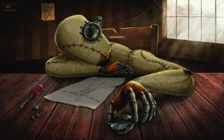 1680x1050_2519_Make_to_Steampunk_2d_fantasy_steampunk_robot_picture_image_digital_art