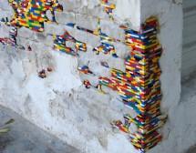 Украсяваме София с LEGO