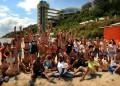 Памбос Агапиу и 1500 танцьори откриват лятото с плажна фиеста