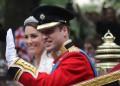 Кейт и Уилям си имат принцеса