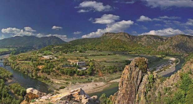 Резерватът Кован кая, Маджарово и опазването на египетския лешояд