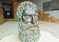 Голямата Косматка – гробницата на тракийския цар Севт III при Казанлък