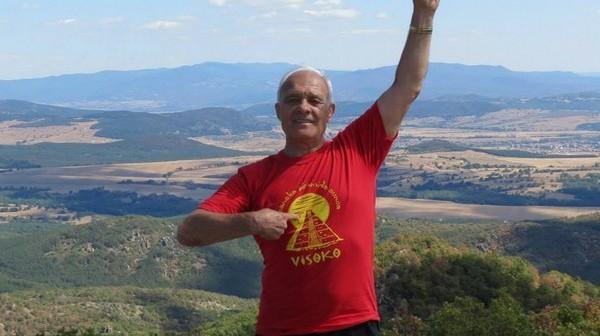 Иван Гарабитов: Как да сме силни и здрави и на 70 с йога