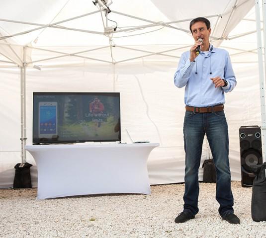 Dimitar Malchev Sony Mobile
