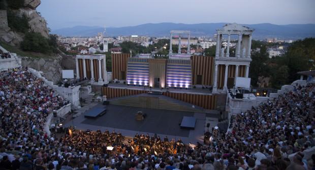 Опера в Античния театър