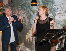 Стефания Колева и Орлин Горанов откриха първата Гастротека в София
