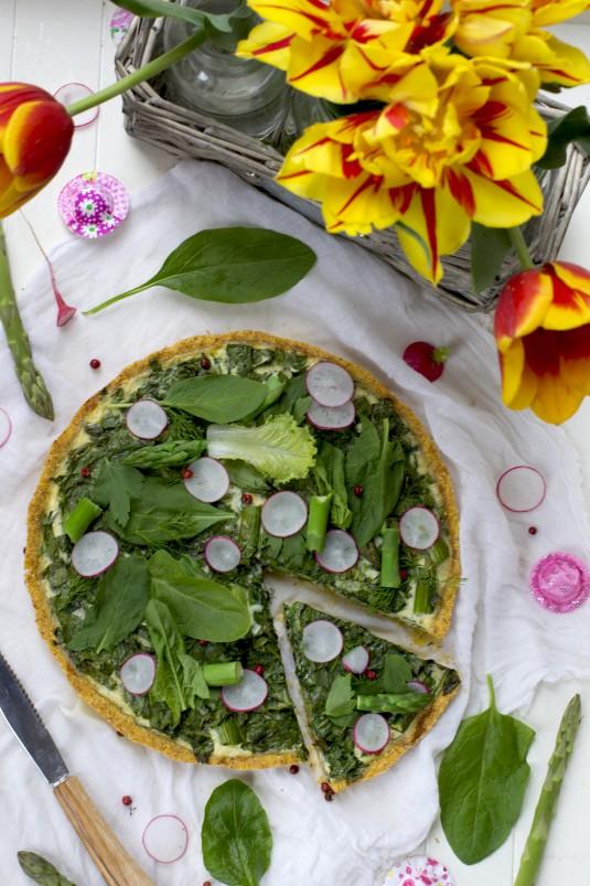 green tart