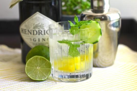 Cucumber Hendricks Sour2