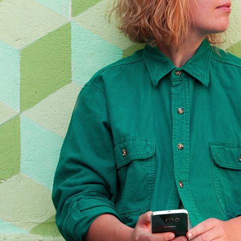 Galaxy S6 edge - Green Emerald 6