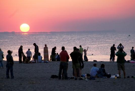 Sunrise-Burgas