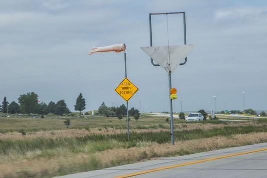 Ветроуловител в Небраска
