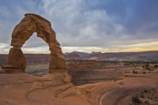 Юта - The Arches