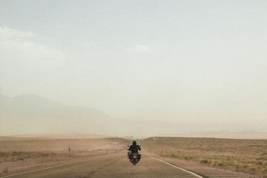 ... много пясък и почти никаква видимост