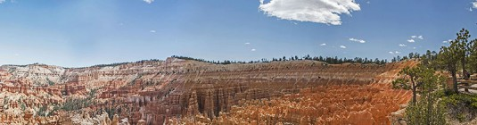 Юта - Bryce Canyon