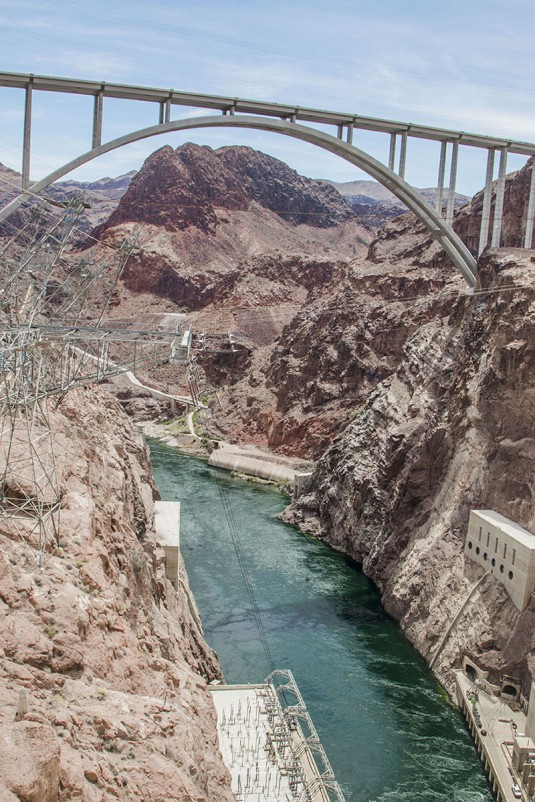 Невада - Hoover Dam