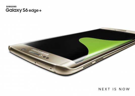 Galaxy S6 edge+_Gold Platinum