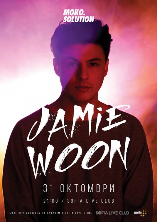 Jamie Woon_visual