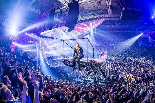 L-Acoustics_Justin Timberlake