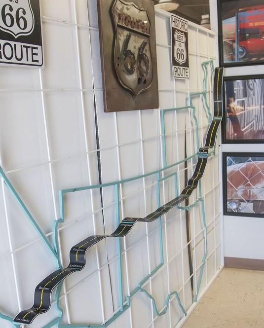 В поредния музей на Route 66