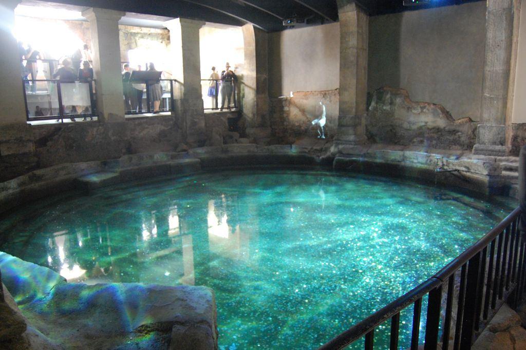 Cold Plunge, Roman Baths, Bath