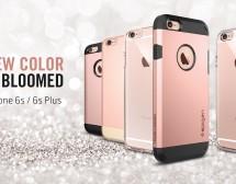 Иде iPhone 6S в розово злато?