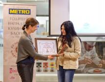 Кои кулинарни блогъри грабнаха годишните награди