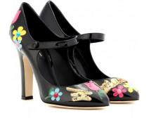 Какво ще се носи този сезон? Обувки Mary Jane