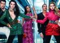 Кендал, Джижи и Джордан са звездите на Balmain x H&M