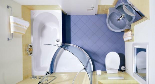 11 идеи за малка баня