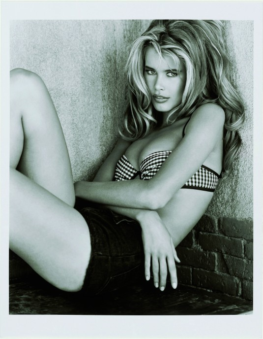 11. Claudia Schiffer, Palmdale, 1992