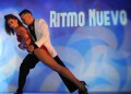 Памбос Агапиу танцува салса с 5000 салсероси за балкански рекорд